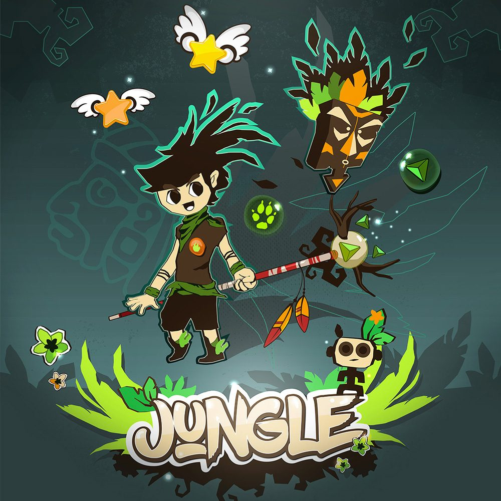 Illustration JUNGLE